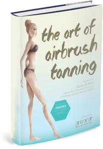 Start Spray Tanning Today - Katie Quinn's Art of Airbrush Tanning