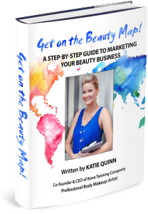 Beauty Business Marketing for Estheticians, Spray Tanners, Cosmetologists, Nail Technicians, Lash Artists, Spas & Salons