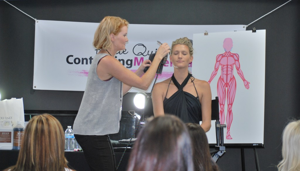 Bring Contouring to Your Spray Tan Business with Celebrity Bronzer Katie Quinn's Live MasterClass!