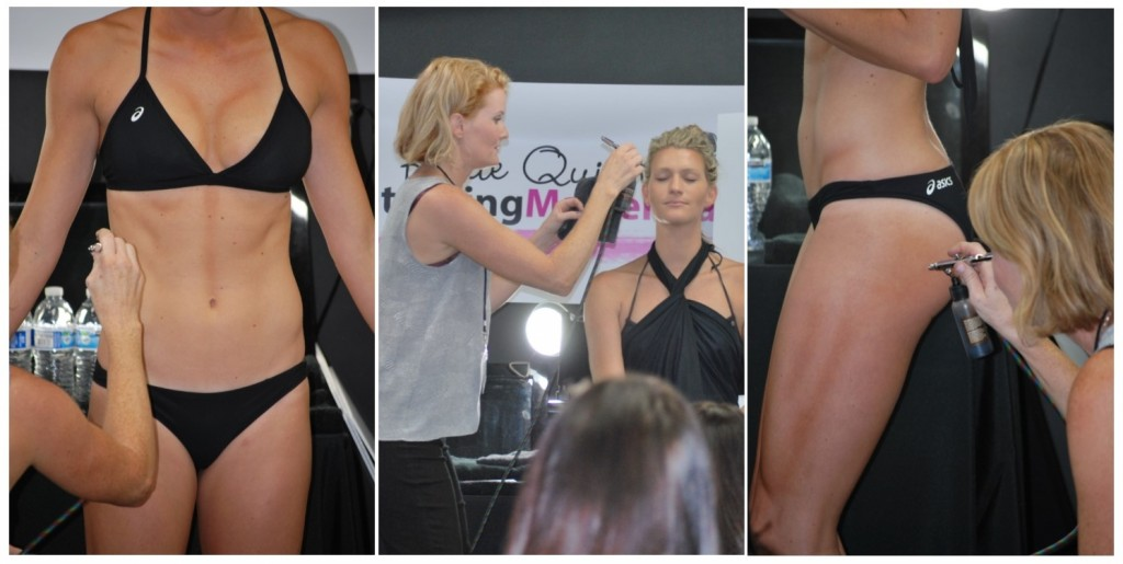 Katie Quinn's Spray Tan Contouring Training Class